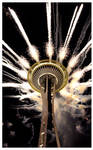 New Year at the Space Needle