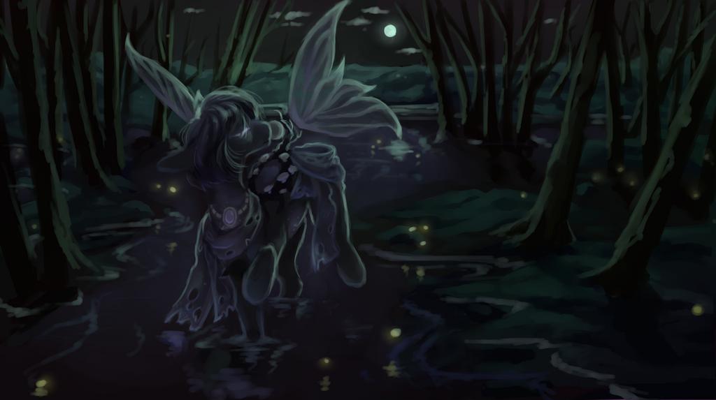 Harpy-Queen 1/1 by chookiesaur