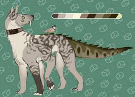 {CLOSED- AUCTION} Gator Boy by chookiesaur