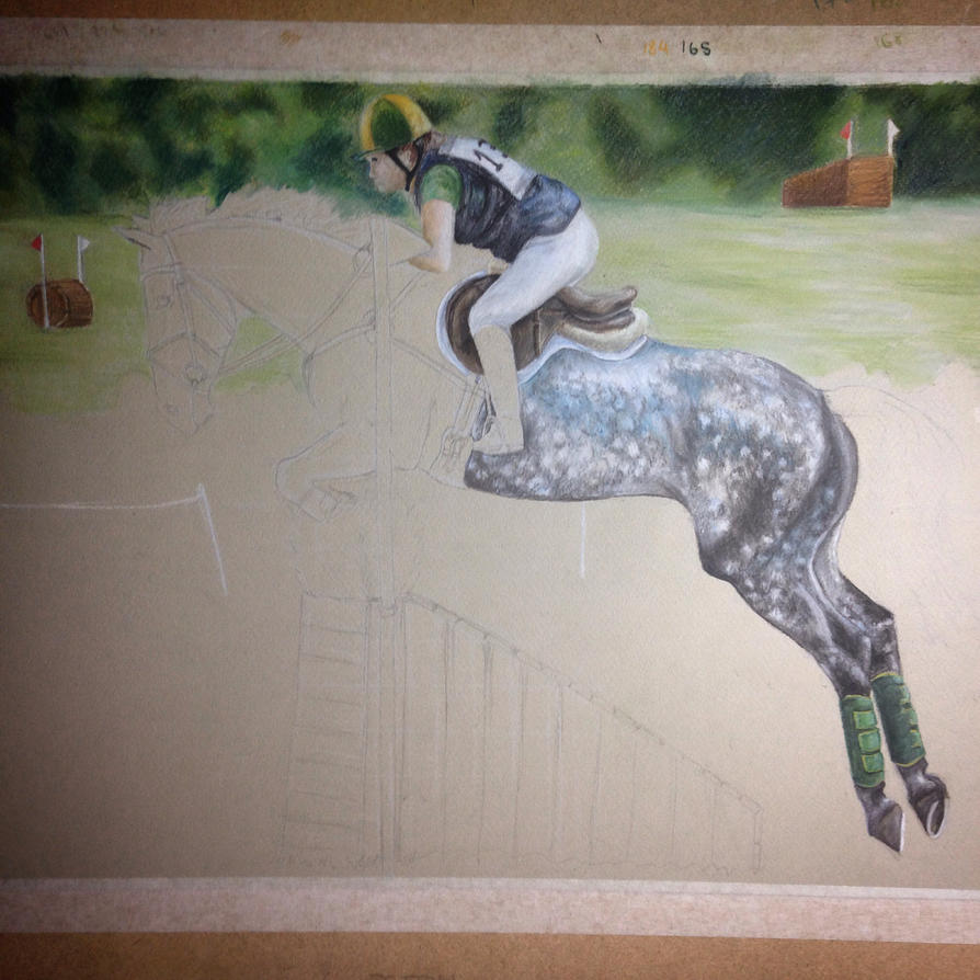 Wip  by OakBrookeStables