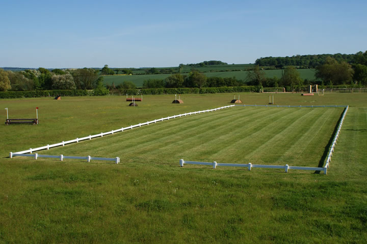 Dressage Arena 02 by OakBrookeStables