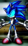 Cyborg Sonic (Sonic Boom series)