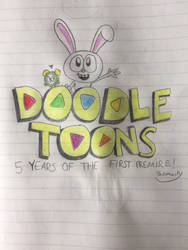 Doodle Toons 5th Anniversary