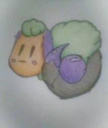 My mascot! (Brownie)