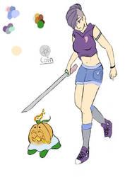 Heather and Pumpkinaboo