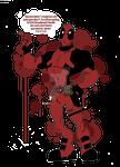 Deadpool cares