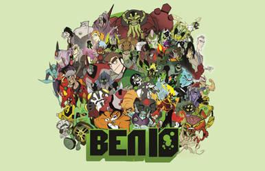 Ben10 Complete by MrGreenlight