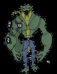 The Lizard by MrGreenlight