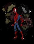 Spider vs Carnage vs Venom