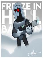 Mr. Freeze by MrGreenlight