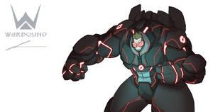 Quantum Demon Slayer Armor (DSA) by MrGreenlight
