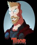 Thor, strongest Avenger