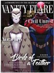 Vanity Flare Falconeer and Barnowl