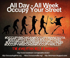 Occupy Together by twistedfunk