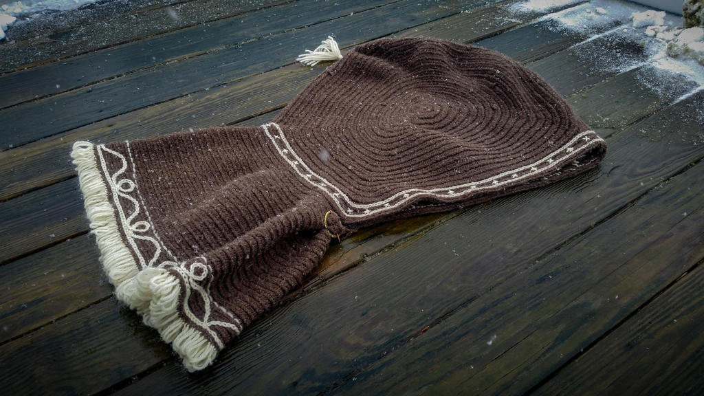 Woolen Cowl by TheMattchu