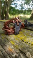 Wrought Iron Pendant by TheMattchu