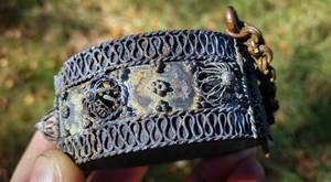 Copper Cuff Bracelet by TheMattchu