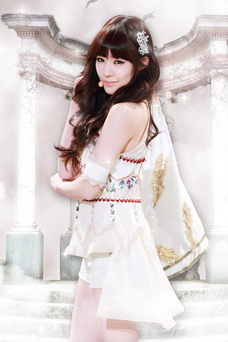 tiffany snsd by yerdiansha on DeviantArt
