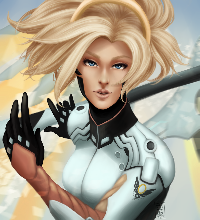 Mercy by Daluna83