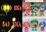 Umizoomi Good Idea, Bad Idea