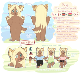 pine reference 2019 by pinuh