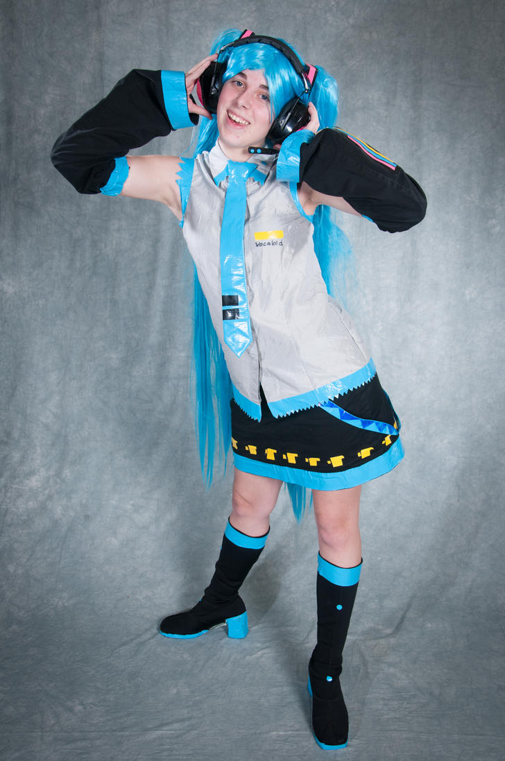 hatsune miku cosplay - photo #46