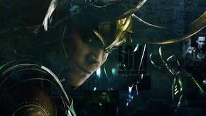 Loki Wallpaper by MissJ-Kurayami