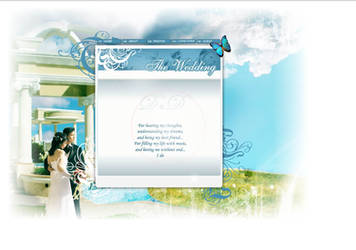 My big bro wedding web