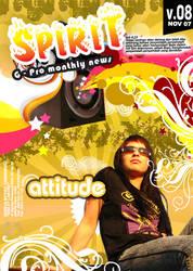 Spirit News Magz Cover
