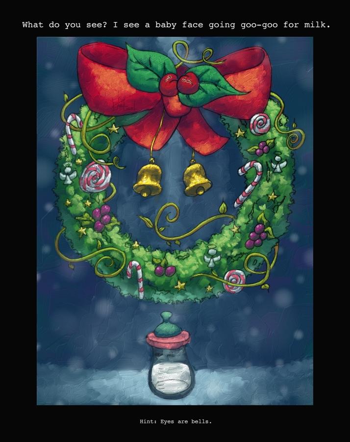 Double Image: Jingle Babyface by kithleal