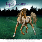 Epic Quest, Thoroughbred Mare