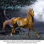 Lovely Bones, Thoroughbred Mare