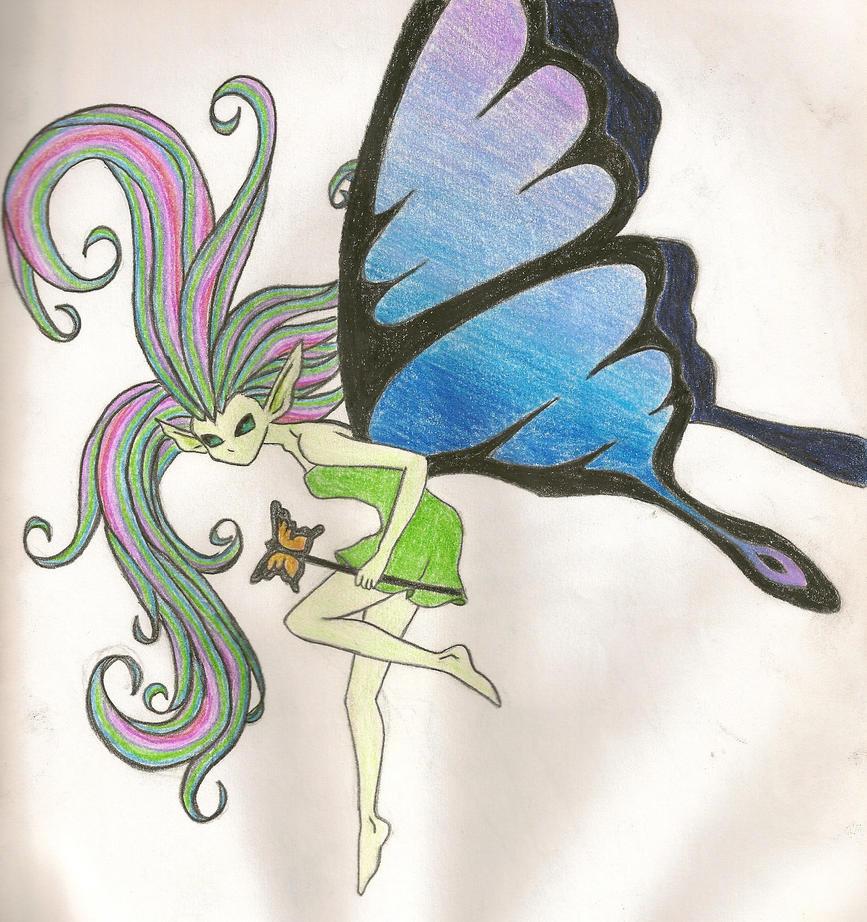 Evil Fairy by delightfulartisan on DeviantArt