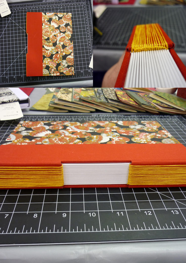 Buttonhole Sketchbook by usagibrian