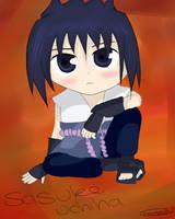 Sasuke Uchiha Chibi by Kurinka206693