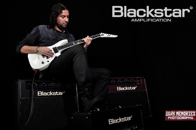 David blackstar by DarkMPhotography