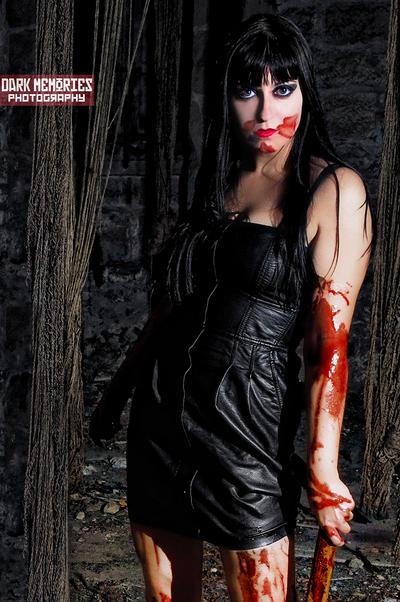 Mi dulce asesina by DarkMPhotography