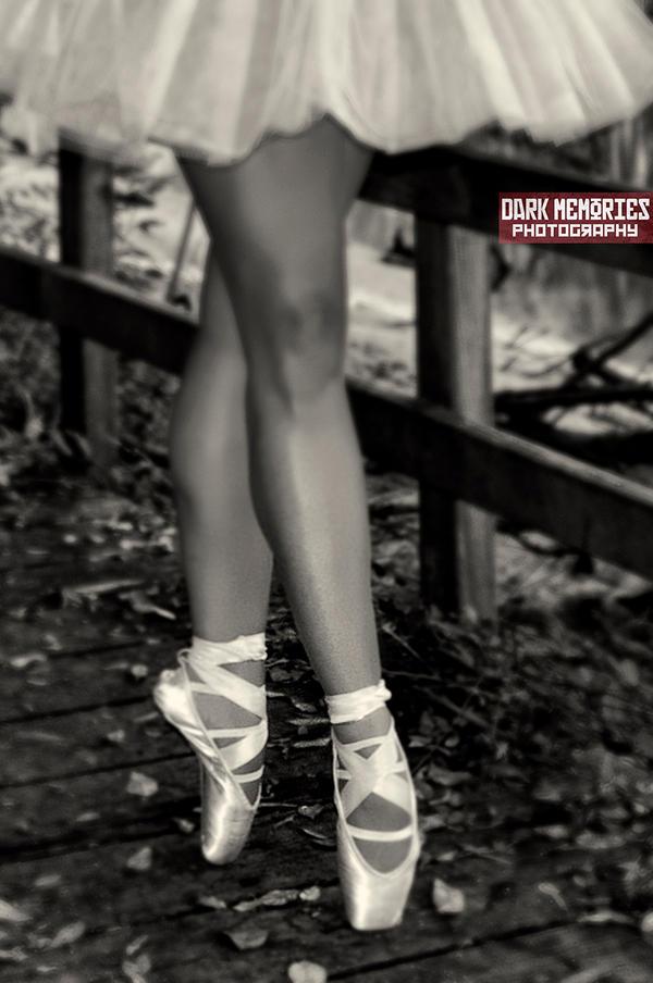 The ballerina by DarkMPhotography