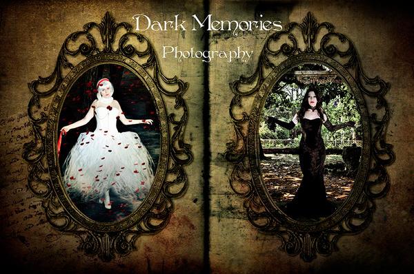 Las damas de blanco y negro by DarkMPhotography