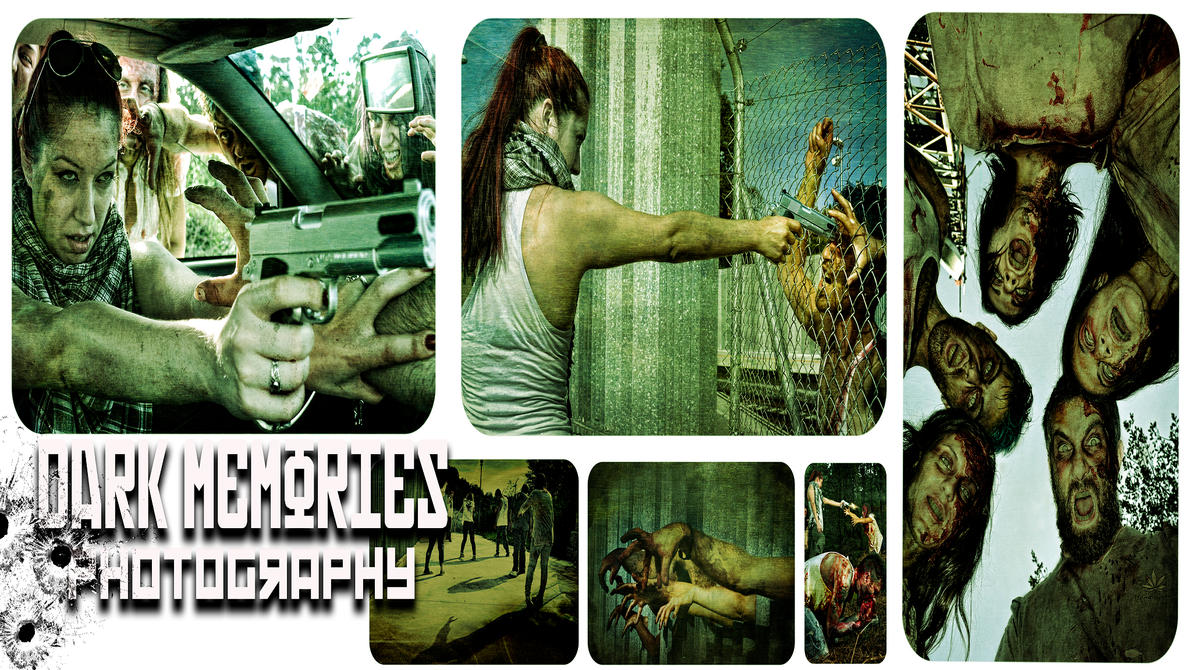 Zombie vintage by DarkMPhotography