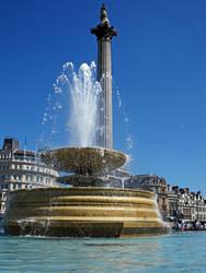 Fountains At Trafalgar by bullispace