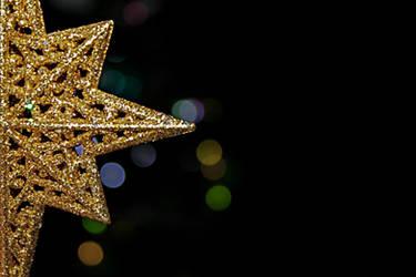 Christmas Star by bullispace