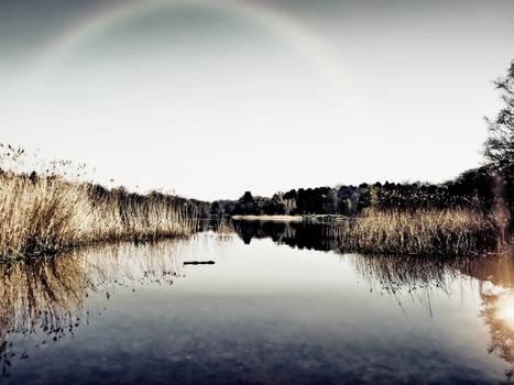 Rainbow @ Virginia Water