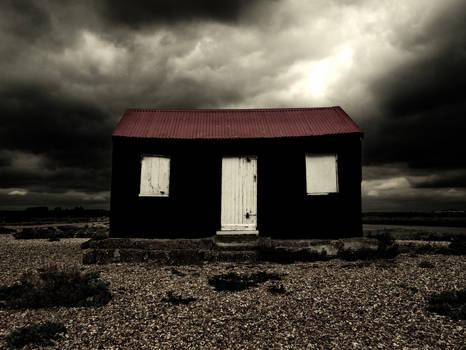 Rye net hut