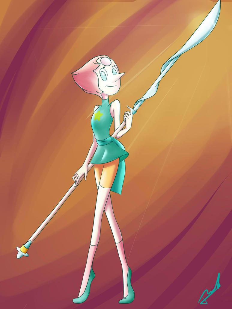 I love Pearl, she is my favorite <3