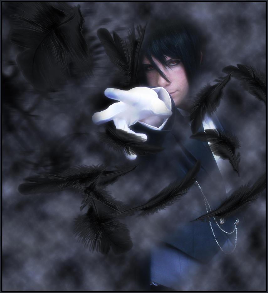 Black Feathers by KirigayaK