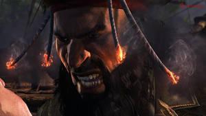 Blackbeard at his best.