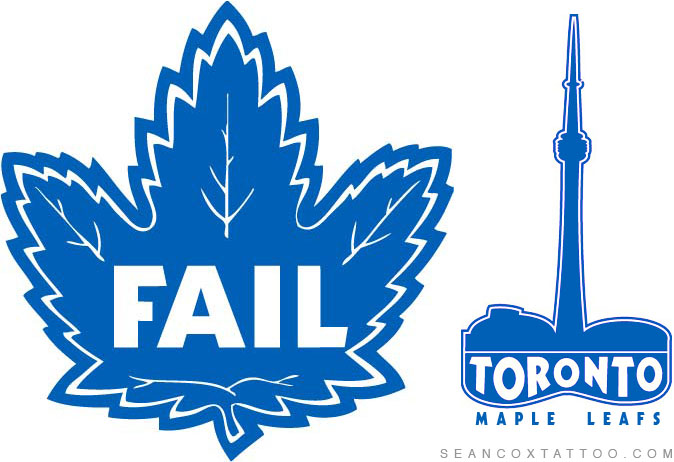 The Leafs Suck 69