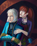 Vergil and Lo by Lo-Lita96
