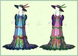 [CLOSE] Outfit Auction 12